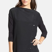 Bailey 44 'Pivot' Silk Front Top | Nordstrom