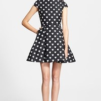 Alice + Olivia 'Amor' Fit & Flare Dress | Nordstrom