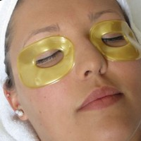 10 Masks / 5 Pairs Collagen 24K Gold Eye Mask Patches Sheet Anti Aging Reduce Wrinkles Dark Circles Bags Pouches Puffiness Black Eye Hydrating Moisturizing Whitening Uplifting Tone Firmer Smooth Skin Regeneration Oil Control Blemish Reducer:Amazon:Beauty