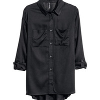 Woven Blouse - from H&M