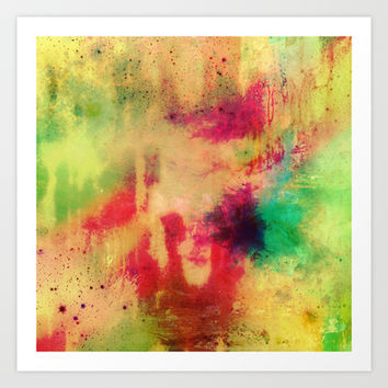 We Are The Brightest Art Print by Timothy Davis