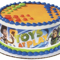 Toy Story Edible Image Cake Borders by DecoPac 3 Strips by SweetnTreats on Zibbet