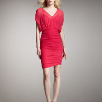 Kenzie Ruched Dress