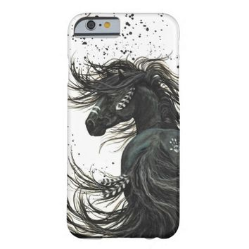 Majestic Mustang Horse by BiHrLe iPhone 6 case
