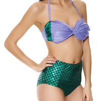 Disney The Little Mermaid Ariel Costume Top