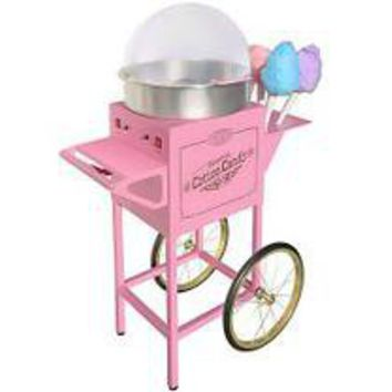 Old Fashioned Carnival Cotton Candy Cart - Sam's Club