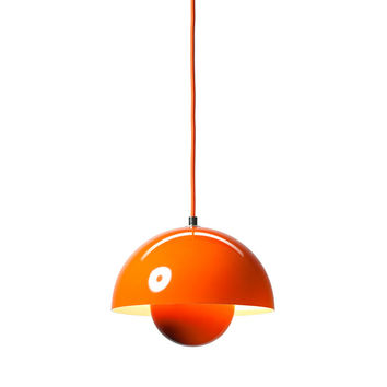 verner panton vp1 flowerpot suspension lamp