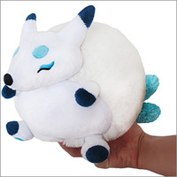 Mini Squishable Kitsune II: An Adorable Fuzzy Plush to Snurfle and Squeeze!