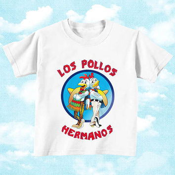 Los Pollos Hermanos for Youth T Shirt boys and T shirt Girls, children