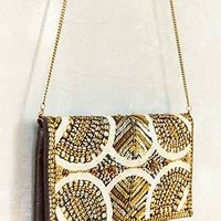 Ecote Embellished Clutch - Urban Outfitters