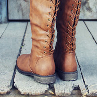 The Folk & Tie Boots
