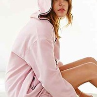 Native Rose Lynn Oversized Wool Hooded Coat - Urban Outfitters