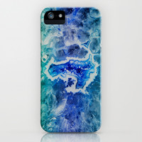 MINERAL MAZE iPhone & iPod Case by Catspaws | Society6