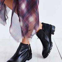 Jeffrey Campbell Cavill Calf Hair Ankle Boot - Urban Outfitters