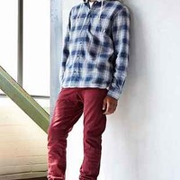 Vans Flannel Hooded Shirt - Urban Outfitters