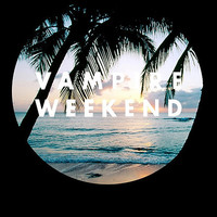 Vampire Weekend - Palm Trees Sunset