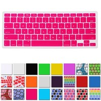 HDE Silicone Rubber Keyboard Skin for Macbook & Macbook Pro (Hot Pink):Amazon:Computers & Accessories