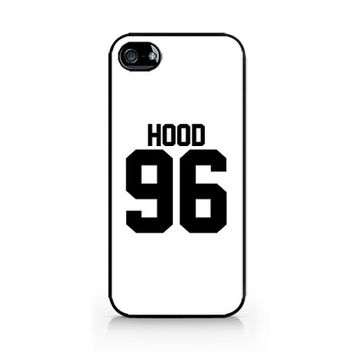 IPC-547 - HOOD 96 - Calum Hood - Cal - 5SOS - 5 Seconds of Summer - iPhone 4 / 4S / 5 / 5C / 5S / Samsung Galaxy S3 / S4 / S5