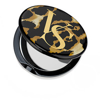 Flip-Open Leopard Mirror - Beauty Rush - Victoria's Secret