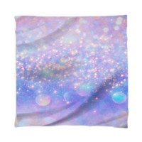 Leave a Little Sparkle (Dream Dust) Scarf or Mini Tapestry created by soaringanchordesigns   Print All Over Me