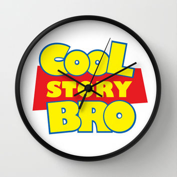 Funny Wall Clock by Trend | Society6