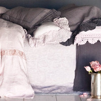 Bella Notte Coverlet Adele with Flange