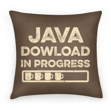 Java Download In Progress