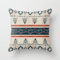 RelaxinBOHO Throw Pillow by rskinner1122