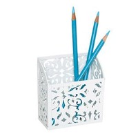 Brocade Magnetic Pencil Bin | The Container Store