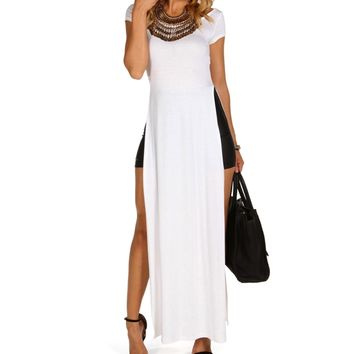 Ivory Everyday Long Top