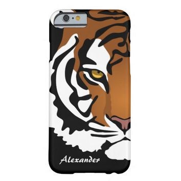Tigers Eye Personalized