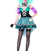 Manic Mad Hatter 4Pc. Storybook Costume