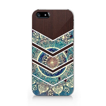 M-264-woodprint galaxy manladas for iPhone case, iPhone 5 5S case, iPhone 4 4S case, Free shipping