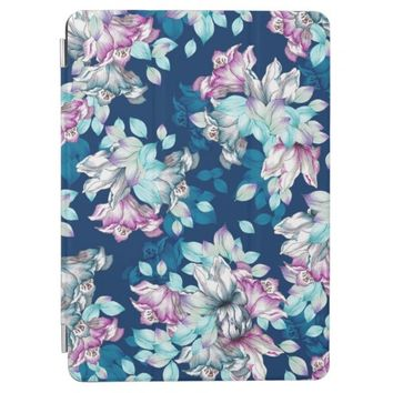 Vintage Textile Design Pattern Apple iPad Air Cover