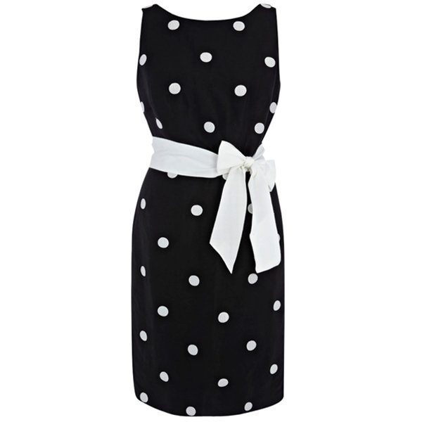 Bqueen Molina Spot Dress K240H