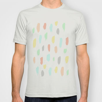 candy rain T-shirt by austeja saffron