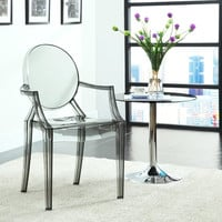 Sweet William Chair in Smoke