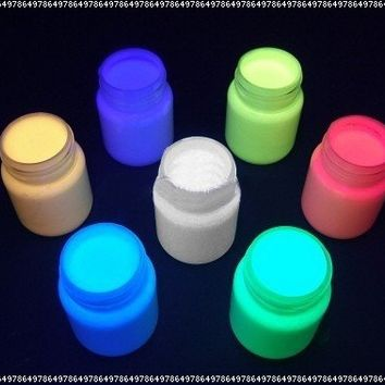 Body Paint - Glow In The Dark Body Paint (Set of 4) #6560:Amazon:Everything Else