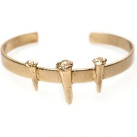 Shark Tooth Cuff