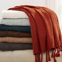 Bryson Knit Throw