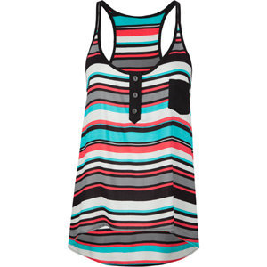 FULL TILT Stripe Womens Hi Low Tank 192929957 | Tanks & Camis | Tillys.com
