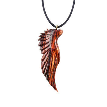 Angel Wing Pendant, Mens Necklace, Wing Necklace, Angel Wing Necklace, Angel Wing Pendant, Wing Pendant, Angel Wing Jewelry, Wing Jewelry