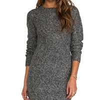 Funktional Orion Sweater Dress in Gray