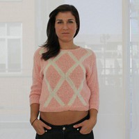 Pink Diamond Sweater
