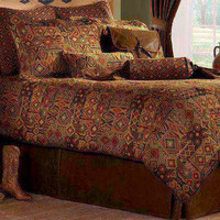 El Paso Grand Suite Bedding Set | Atlantic Linens
