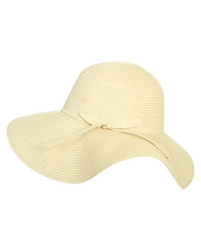 Bow Wrap Floppy Hat | Shop Trending Now at Wet Seal
