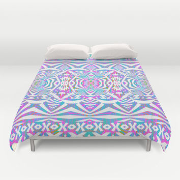Mix #587 Duvet Cover by Ornaart