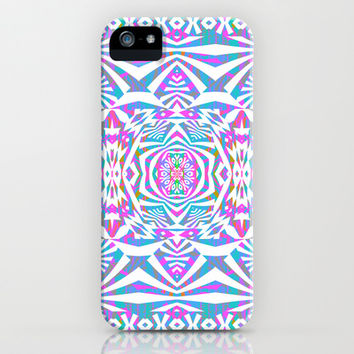 Mix #587 iPhone & iPod Case by Ornaart