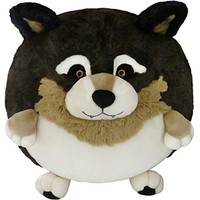 Squishable Timber Wolf: An Adorable Fuzzy Plush to Snurfle and Squeeze!