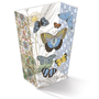 Fringe Studio Angela Butterflies Vase